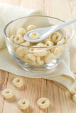 Dry breakfast Royalty Free Stock Photography