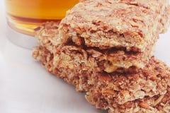 Dry breakfast - Crisp Stock Photos