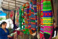 Dry Bridge market, Tbilisi Stock Images