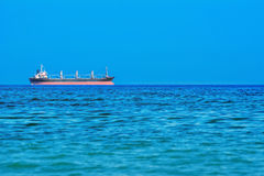 Dry Cargo Ship Royalty Free Stock Image