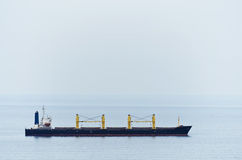 Dry Cargo Ship Royalty Free Stock Photography