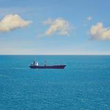 Dry Cargo Ship Royalty Free Stock Photo