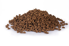 Dry Cat Food Stock Photos
