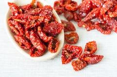 Dry cherry tomatoes Royalty Free Stock Photo