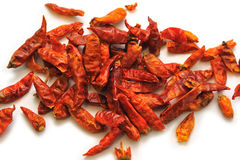 Free Dry Chili Peppers Royalty Free Stock Photos - 16643218