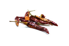 Dry chilli Stock Photo