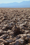 Dry clay soil Royalty Free Stock Photos