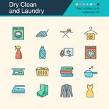 Dry Clean and Laundry icons. Filled outline design collection 54. For presentation, graphic design, mobile application, web. Design, infographics. Vector vector illustration