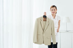 Dry-cleaning Stock Images