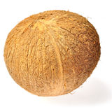 Dry coconut Royalty Free Stock Images