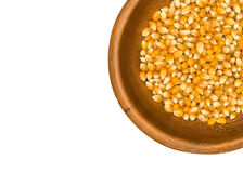 Dry corn grains Royalty Free Stock Image
