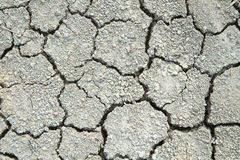 Dry cracked earth background, clay desert texture Royalty Free Stock Photo