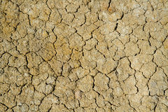 Dry cracked earth background, clay desert texture Royalty Free Stock Image