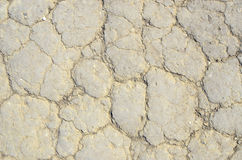 Dry and cracked earth background Royalty Free Stock Photo