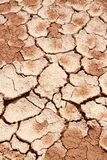 Dry cracked earth texture Royalty Free Stock Photography