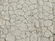 Dry and cracked ground. In Italy stock image