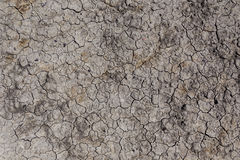 Dry cracked soil Royalty Free Stock Photography