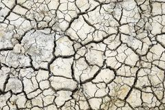 Dry cracks Royalty Free Stock Photos