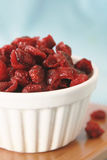 Dry cranberries Stock Image