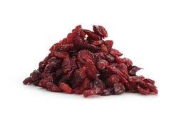 Dry Cranberries Stock Image