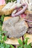 Dry Cured Ham Stock Photo