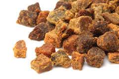 Dry curry beef jerky royalty free stock image