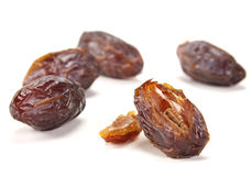 Dry date fruit Stock Image