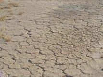 Dry desert Royalty Free Stock Images