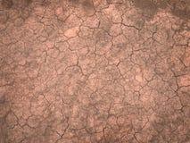 Dry desert dirt texture Royalty Free Stock Photography
