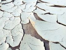 Dry Desert Ground Stock Image
