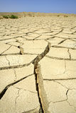 Dry desert in red sea region Stock Photo