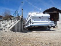 Dry dock Stock Photos