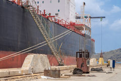 Dry Dock Stock Photography