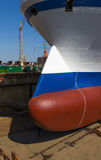 The dry dock stock photography
