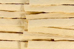 Dry dog food. This is Dog treats isolated  background Royalty Free Stock Photography