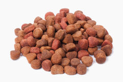 Dry dogs food Royalty Free Stock Photos