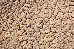 Dry earth Royalty Free Stock Photos