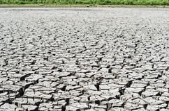 Dry earth, drought land Royalty Free Stock Images