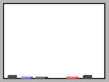Dry Erase Board 2 royalty free illustration