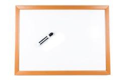 Dry erase board Stock Photo