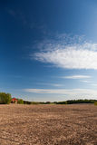 Dry farmland Stock Images