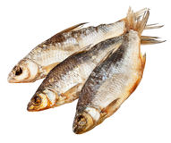 Dry fish Stock Image