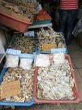 Dry Fish in Kandy / Sri Lanka Royalty Free Stock Image