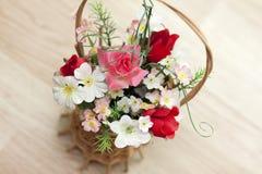 Dry flowers Stock Image