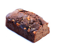 Dry fruit cake Royalty Free Stock Image