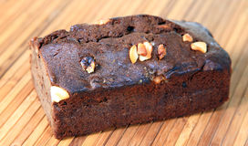 Dry fruit cake Royalty Free Stock Photo