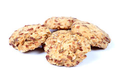 Dry-fruit cookkies Royalty Free Stock Photography