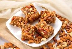 Dry Fruit honey Halwa Royalty Free Stock Image