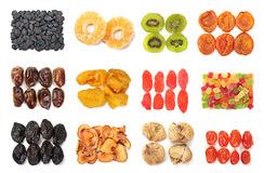 Dry fruit mix Stock Images