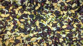 Dry fruit mix in loose. Can be used as a background or wallpaper and for other possibility or to modify to your taste stock images
